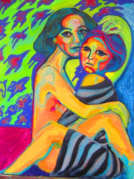 HUGS by Raquel Sara Sarangello