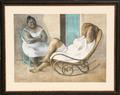 La Mecedora (The Rocking Chair) by Francisco Zuñiga