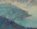 Les falaises et Cap Cabuel by Alain Lutz