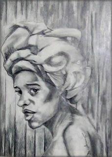 WOMAN by Raquel Sara Sarangello
