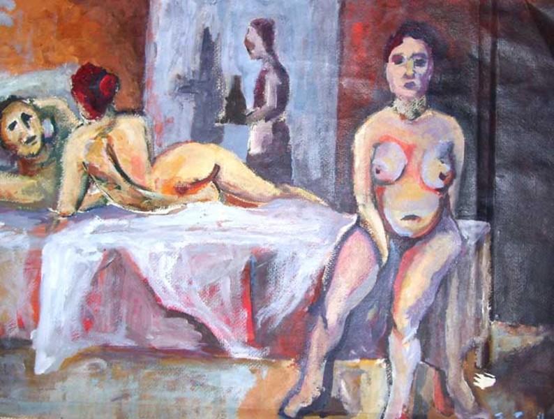 INTIMACIES by Raquel Sara Sarangello