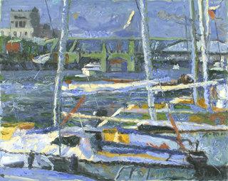 Yachts by Robert Nizamov