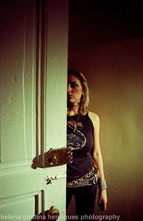 No Exit by Helena Cristina Henriques