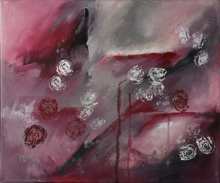 The garden of roses 8 by Rosario de Mattos