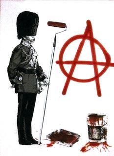 Anarchy by Mr. Brainwash