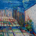 Sky terrace by Inga Erina