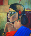 INDIA GIRL PROFILE by Juan Alonso