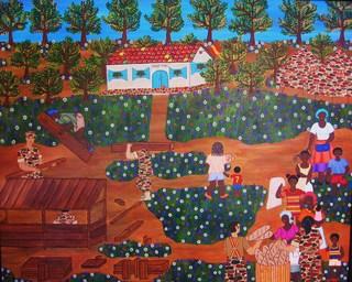 Refugiados by Clara Rodriguez