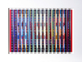 Midnight Blue by Yaacov Agam