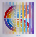 Untitled #3 de Yaacov Agam
