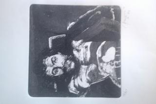 Che Guevara Dead by Carlos Alonso