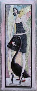 swan lake by Mariela Dimitrova MARA