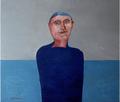 the blue man by Ricardo Hirschfeldt