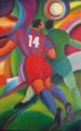 barcelona football player by Guillermo Martí Ceballos