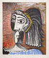 Tête de Femme by Picasso Estate Collection