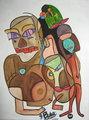 Agony by g. Batista