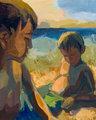 THE SUMMER by Daniel Sarciat