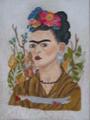 BORDADO DE FRIDA by MAGDALENA ALVARADO