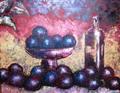 frutas violaceos by Jaime Pérez Magariños