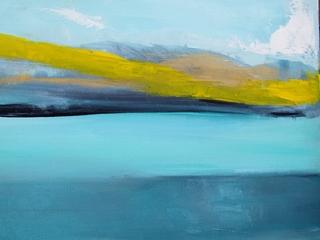 Yellow Ribbon by Leyla Murr