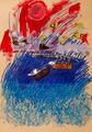 Deep blue sea by Inga Erina