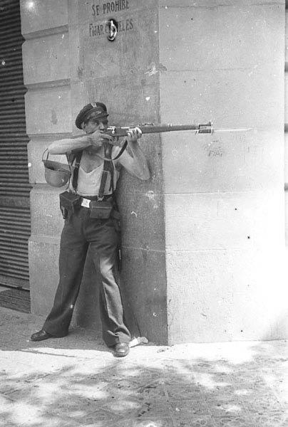Diputacion Lauria 1936 by Agustín Centelles