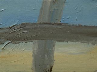 THE CROSS II by Peter McCarthy
