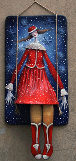 swinging by Mariela Dimitrova MARA