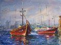From the sea 2 by Rosario de Mattos