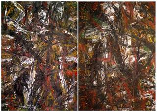 Diptych. OF-A284 by Oleg Frolov