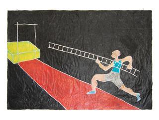 Salto con... - Serie Le Olimpiadi by Stefano Bianco