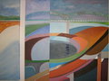 The Memphis Bridge by Carl Scott