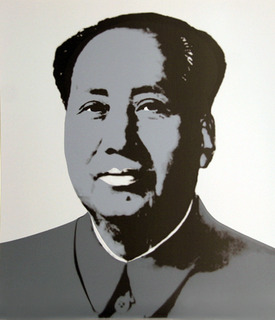 Mao I by Andy Warhol