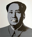 Mao I by Andy Warhol