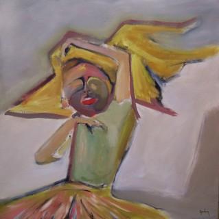 Ballerina by Scott Andrew Spencer