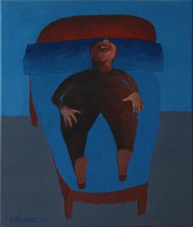 The lying by Ricardo Hirschfeldt