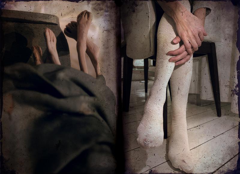 the souls of shoes by Mariela Dimitrova MARA