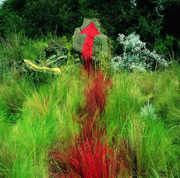 Painted landscapes Series 2-3 by Lourdes Grobet
