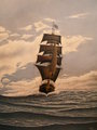 English galleon by PACHI