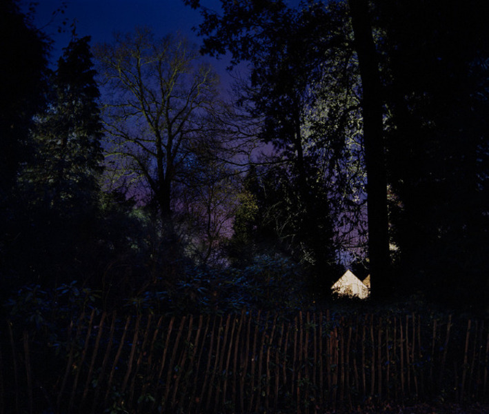 Untitled (After Dark. I Go Walking) by Rachel Louise Brown