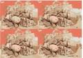 Leonardo horses art-net (recreation) by wilmar pereira aranguiz