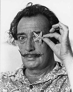 Salvador Dalí by Xavier Miserachs