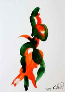 DANCING 13 by Jorge Berlato
