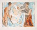 Etude de Personnages by Picasso Estate Collection