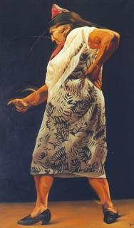 Dancer by Leopoldo Fernández