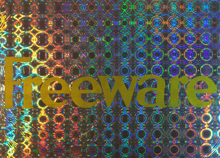 Freeware by Nelly Arias