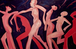 Homage to Pina Bausch by lee allane