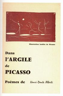 Jeu de ballon sur une plage by Pablo Picasso