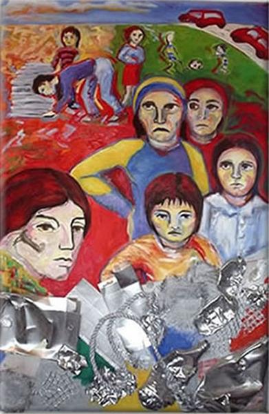 EL TESORO DE LOS POBRES by Raquel Sara Sarangello