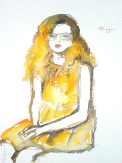 Bien Trop Sage by Joanna Ewa Glazer